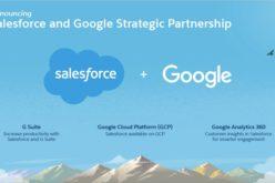 Salesforce y Google forman nueva alianza estratégica