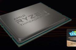 AMD Ryzen Threadripper 1950X premiado en CES 2017