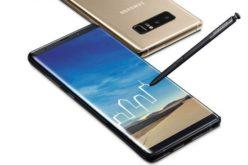 Samsung Argentina anuncia la llegada del Galaxy Note8 al país