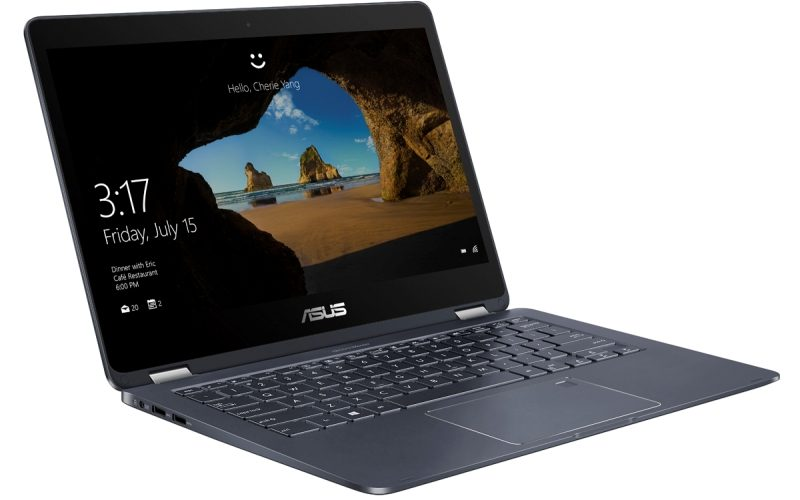 ASUS anuncia primer notebook del mundo con procesador Qualcomm Snapdragon y Windows