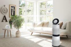 Aire acondicionado inteligente de LG emplea voz y sensor de polvo