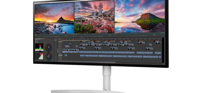 Nuevos monitores LG Premium Boast Picture; calidad, rendimiento y versatilidad mejorada