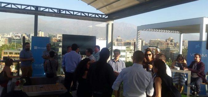 Licencias Online realizó con éxito el Cloud Sunset en Santiago