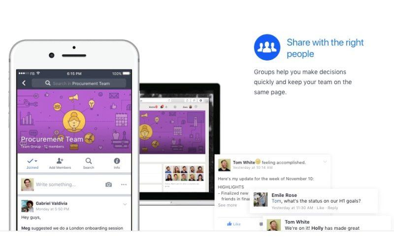 Netskope y Facebook abren la puerta a una colaboración segura en Workplace