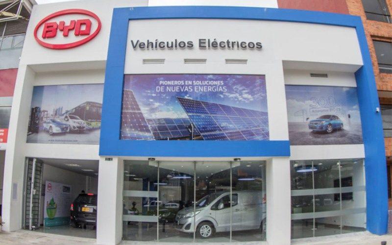 Bogotá tiene primer concesionario 100% eléctrico en Latinoamérica
