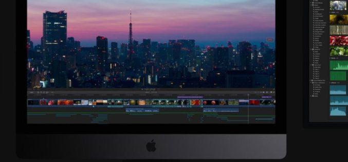 Apple lanza su computadora más poderosa con el nuevo iMac Pro con gráficos Radeon Pro Vega