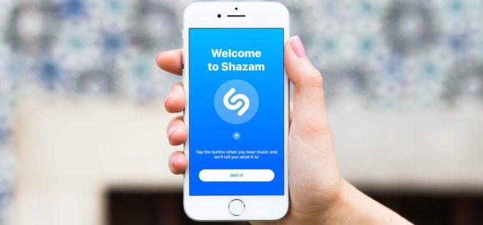 Apple ahora es dueño de Shazam