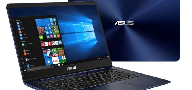 ZenBook UX430 de ASUS: Rendimiento y portabilidad sin límites