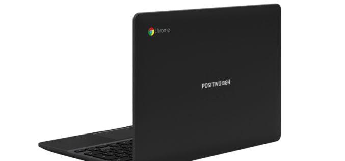 Positivo BGH trae a la Argentina la nueva Chromebook G1160