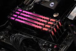 CES 2018: HyperX presenta la primera memoria DDR4 RGB del mundo sincronizada por infrarrojos