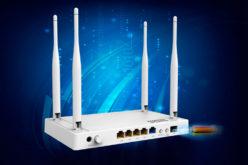 Netis lanza su primer Router de fibra el WF2780F
