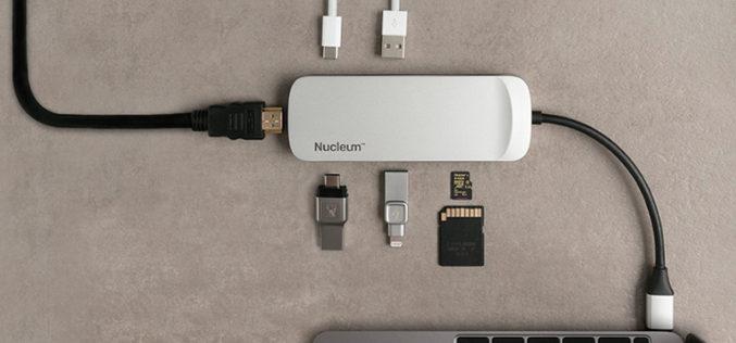 CES 2018: Kingston Digital presenta el hub USB 7 en 1 tipo C