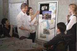 Samsung transforma la sala de reuniones con Flip