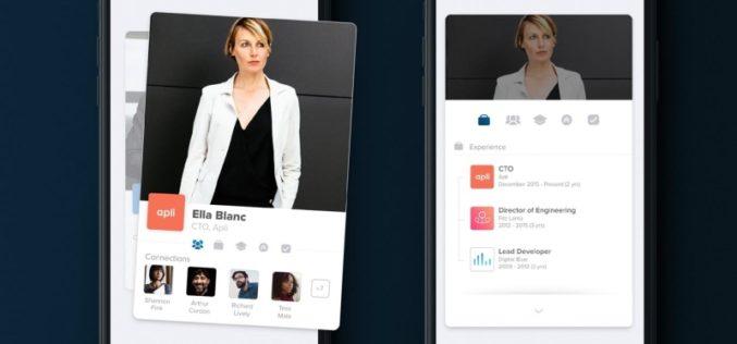 ¿Match laboral? Tinder lanza competidor de LinkedIn