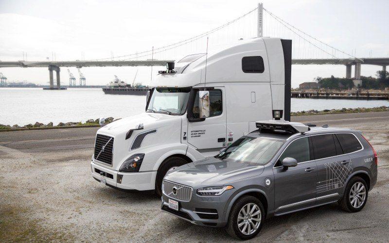 CES 2018: Uber selecciona la tecnología de NVIDIA para impulsar flota de vehículos autónomos