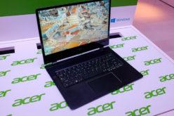 Acer promete la portátil más delgada del mundo desde el CES
