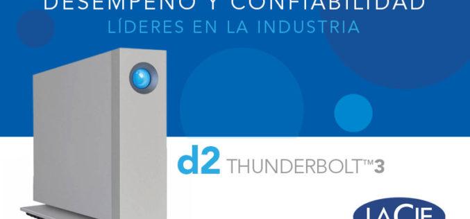LaCied2 Thunderbolt 3: desempeño y confiabilidad líderes en la industria