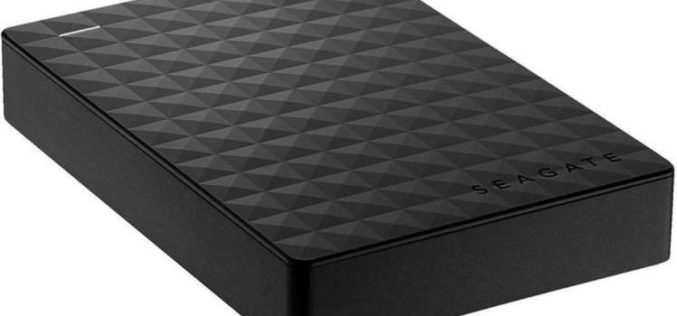 Seagate Expansion Desktop: un disco duro de 3TB
