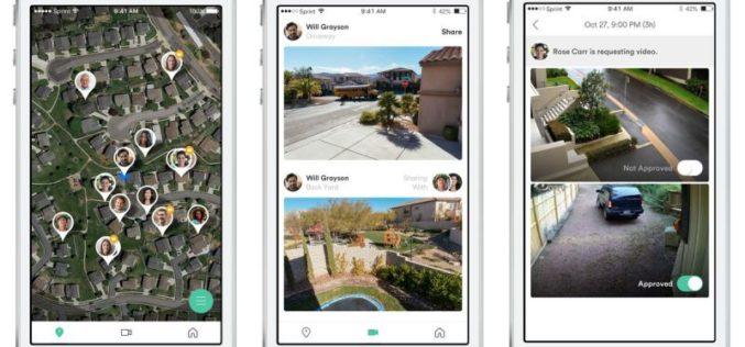 Streety: la app que simplifica la conectividad en el vecindario en CES 2018