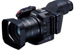 Canon lanzó gama de videocámaras 4K