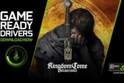 Los gamers con GeForce están Game Ready para Kingdom Come: Deliverance