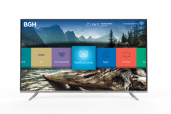 BGH presenta su nueva TV 4K Ultra HD