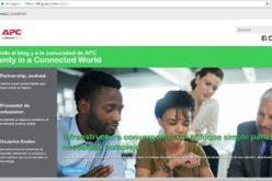 APC by Schneider Electric lanza su nuevo blog en español