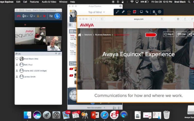Avaya Elimina la Brecha entre las Comunicaciones Unificadas y la Colaboración en Equipo