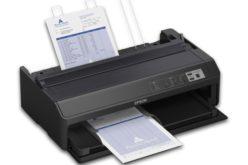 Epson lanza veloces impresoras de matriz de punto para oficinas y dependencias de gobierno