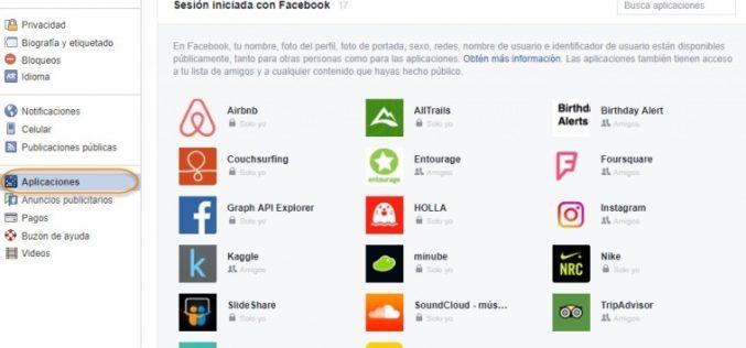 Cómo averiguar qué aplicaciones de redes sociales tienen acceso a tus datos personales