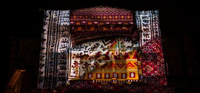 Epson iluminó Las Ruinas Qoricancha de Perú con su MappingChallenge