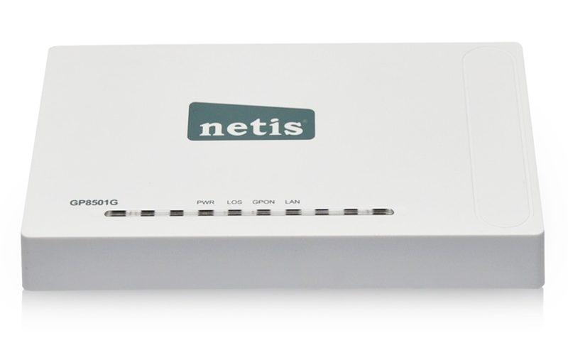 Netis: Terminal GP8501G con 1 puerto Gigabit, una red fácil y confiable