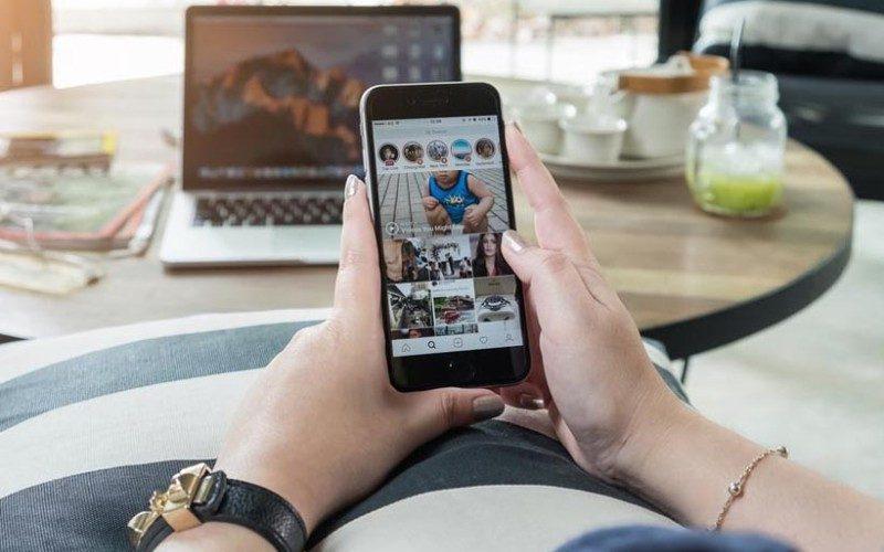 Instagram volverá al orden cronológico