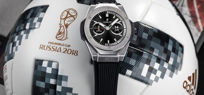 Conoce el reloj de lujo que confirmará los goles en Rusia 2018
