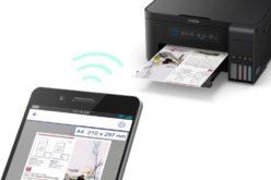 Epson presenta el multifuncional inalámbrico L4150 para impresión sin interrupciones