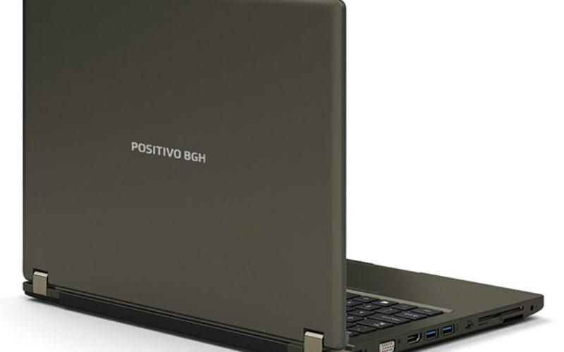 Positivo BGH Business lanza Onyx: una notebook para el mercado industrial
