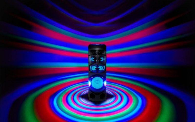 ¡Da las mejores fiestas con los nuevos sistemas de audio #SonyBe360!