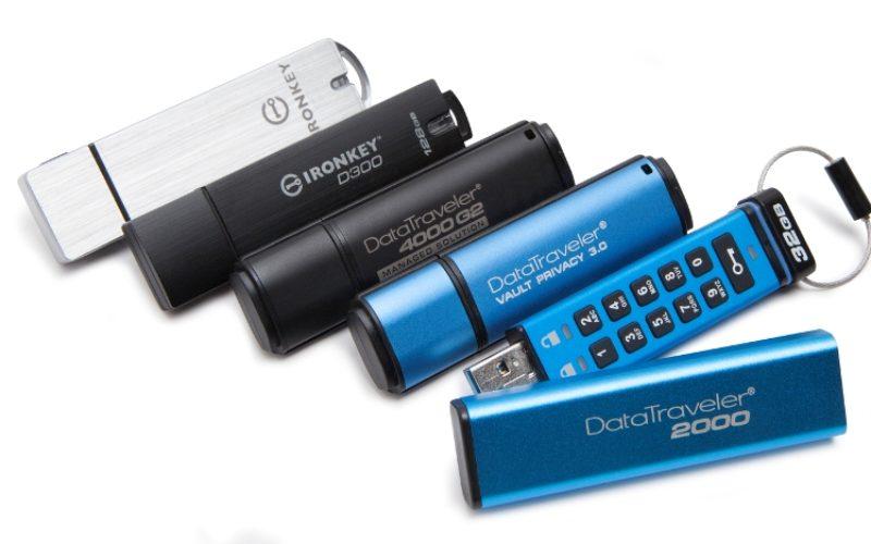 USBs encriptados de Kingston son un componente clave del inminente cumplimiento del nuevo GDPR