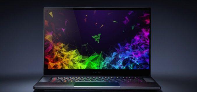 La nueva Razer Blade es la gaming laptop de 15.6 pulgadas más pequeña del mundo