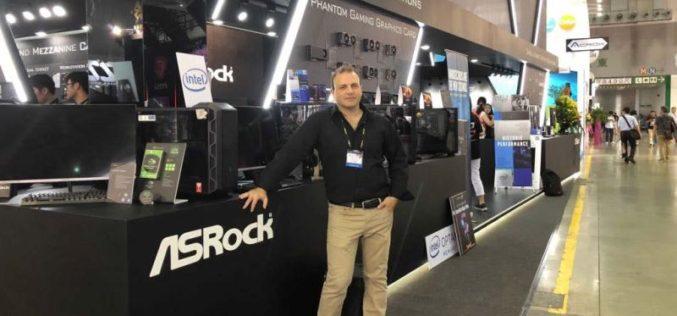 ASRock presente en COMPUTEX 2018