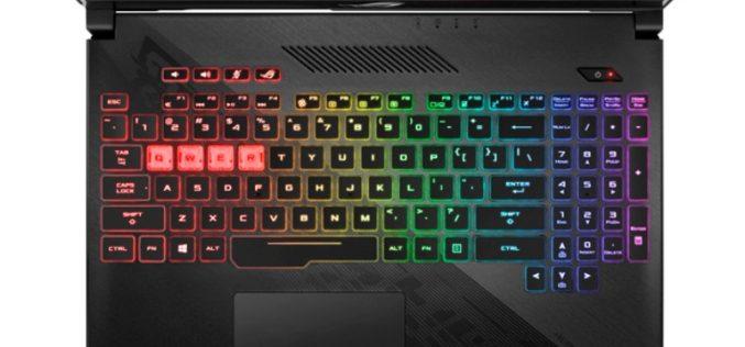 ASUS ROG anunció el Strix Scar II y Hero II en el Computex 2018