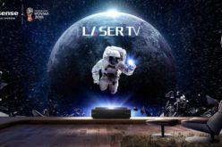 Hisense presentó en Argentina su tecnología en TV para la Copa Mundial de la FIFA Rusia 2018