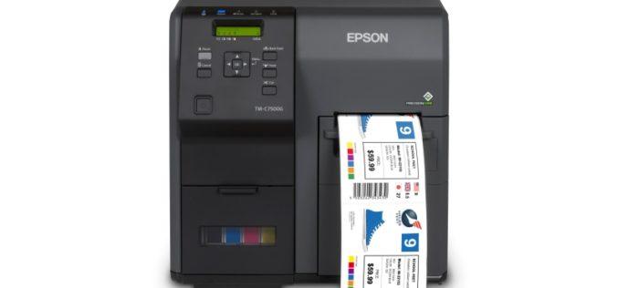 Epson demostrará tecnología de impresión para empaques y embalajes en Expo Pack 2018