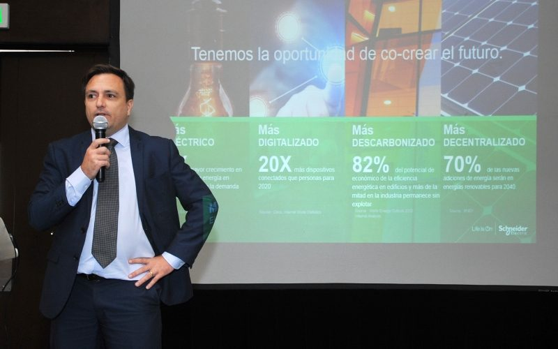 """El """"Innovation Day – Energy"""" llega a República Dominicana de la mano de la empresa Schneider Electric"""
