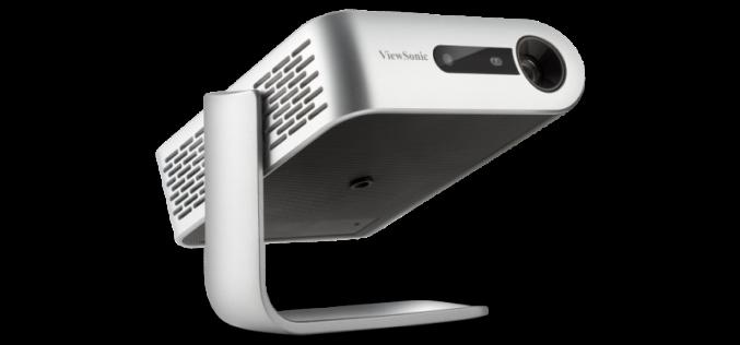ViewSonic presenta proyector Ultra-Portátil