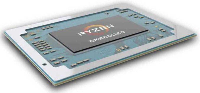 AMD Ryzen Embedded V1000 brinda experiencias transformadoras a las industria s del gaming