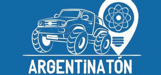 La aventura de recorrer Argentina regalando prótesis impresas en 3D