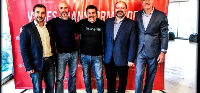 """Click for a change"" a beneficio de UNICEF llegó a Argentina de la mano de Almundo"