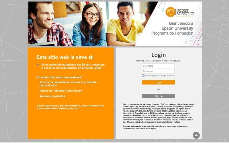 Epson University se presenta como renovada herramienta de capacitación para ejecutivos de ventas