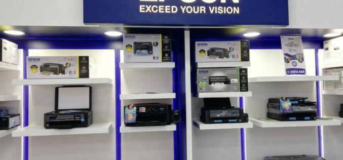 Se inaugura Epson Store, primera tienda de productos de la marca en México